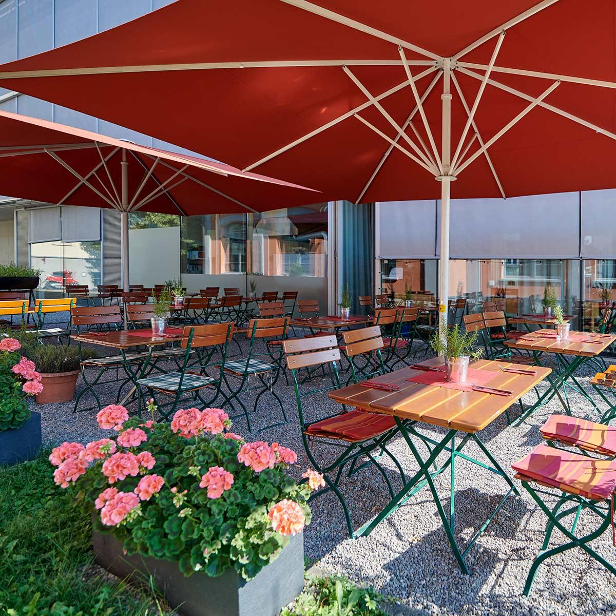 Gastgarten Restaurant Olive Lustenau