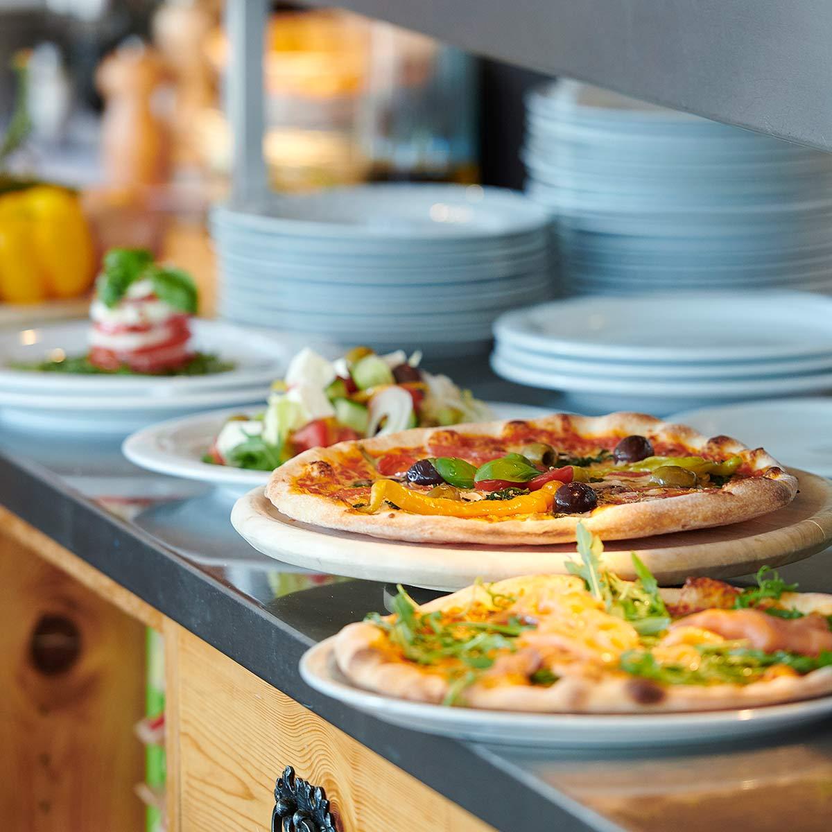 Mediterrane Küche in der Olive Lustenau