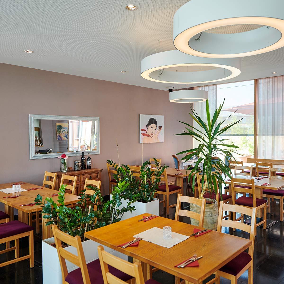 Restaurant Olive von Innen
