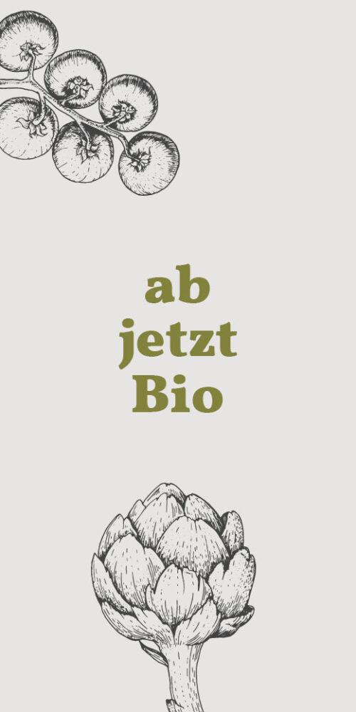 Bio Gemüse und Fleisch aus der Region